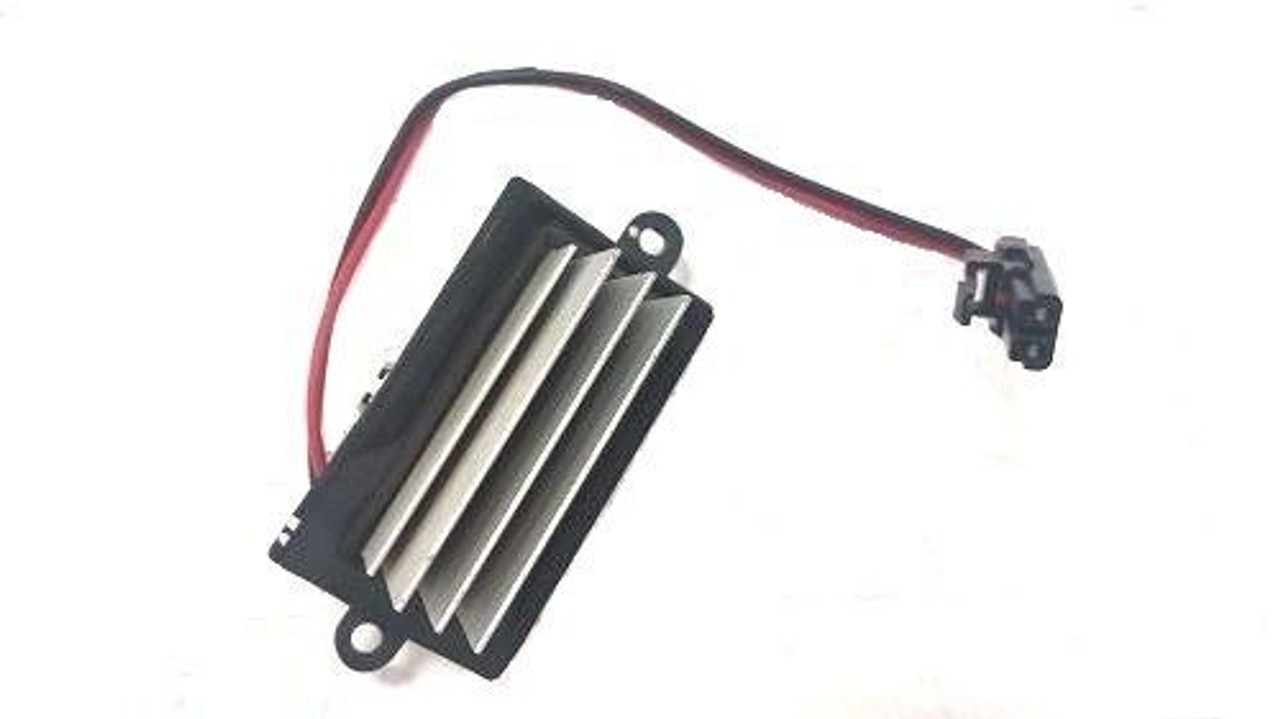 medium resolution of re manufactured 2003 2007 hummer h2 ac heater blower fan resistor control module
