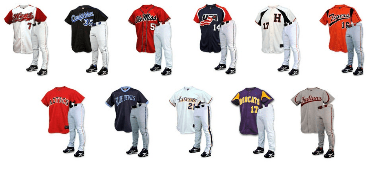 767f5a83d33 Amazing Custom Sublimated Baseball Uniforms Dmaxxsports ...