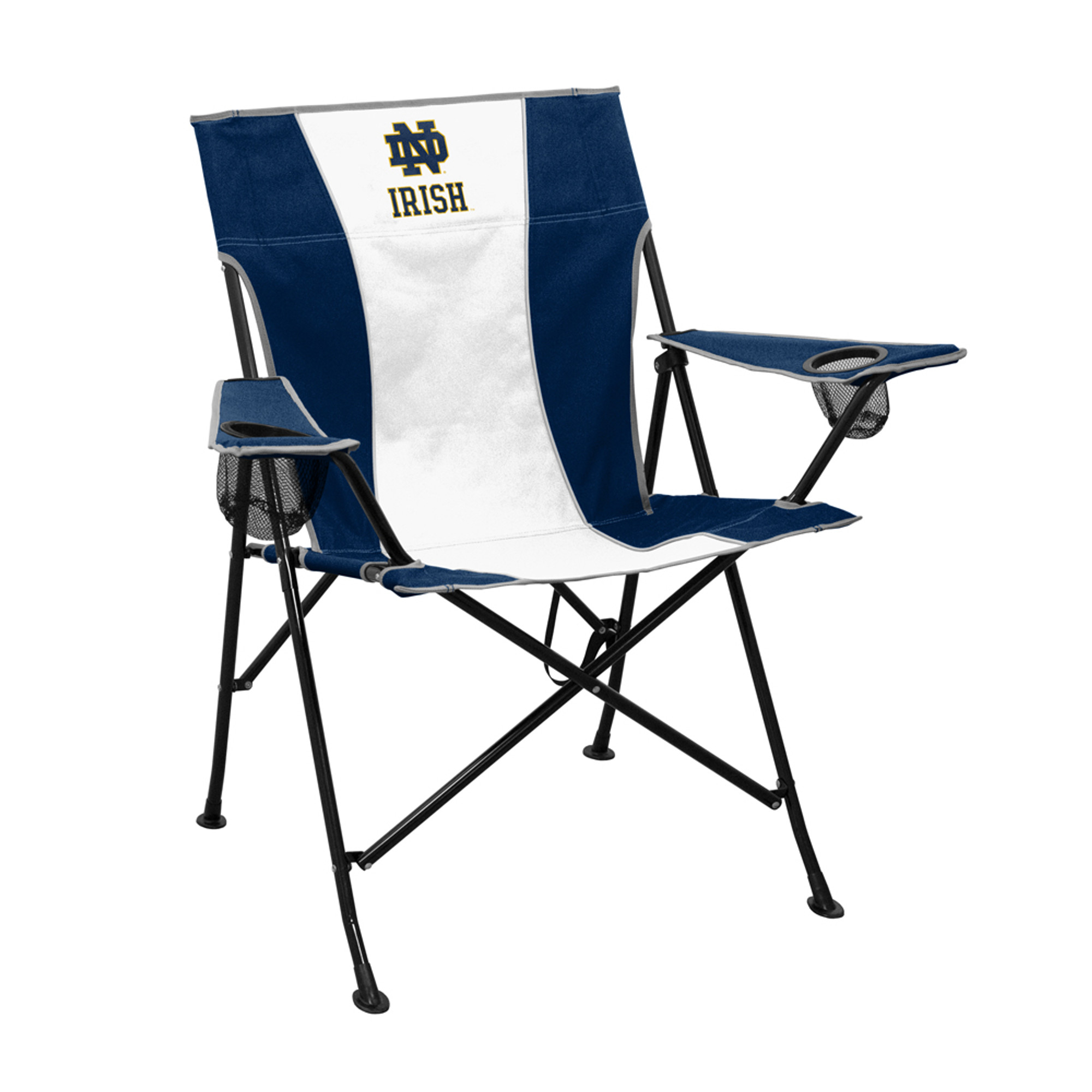 notre dame chair small chaise lounge chairs for bedroom uk fighting irish navy white pregame 190 10p 1 29857 1538690229 jpg c 2
