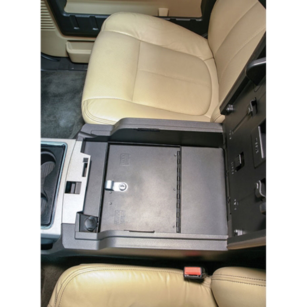 hight resolution of tuffy security 322 01 ford super duty 2011 2016 security console insert only