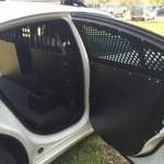 American Aluminum Dodge Durango 2011 2020 Ez Rider Law Enforcement K9 Kennel Transport System Insert Black Or Aluminum Finish Includes Rubber Mat Door Panels And Window Guards Dana Safety Supply