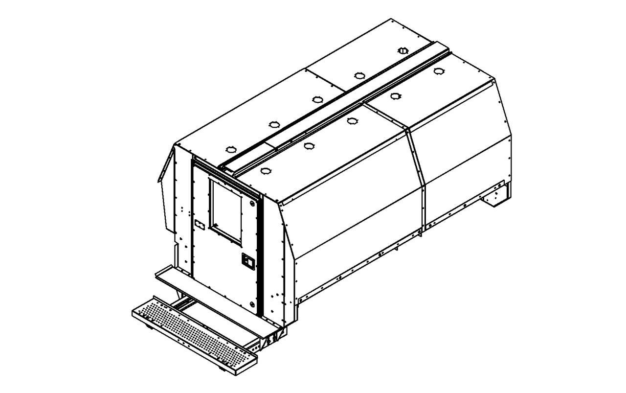 medium resolution of havis chevy express g series van 10 prisoner transport 100 insert kit 2007 2019