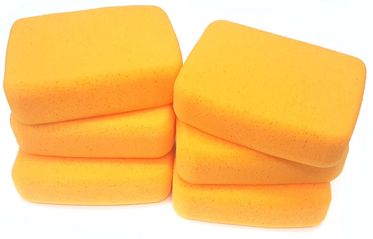 grout sponge hydra sponge 6 pack