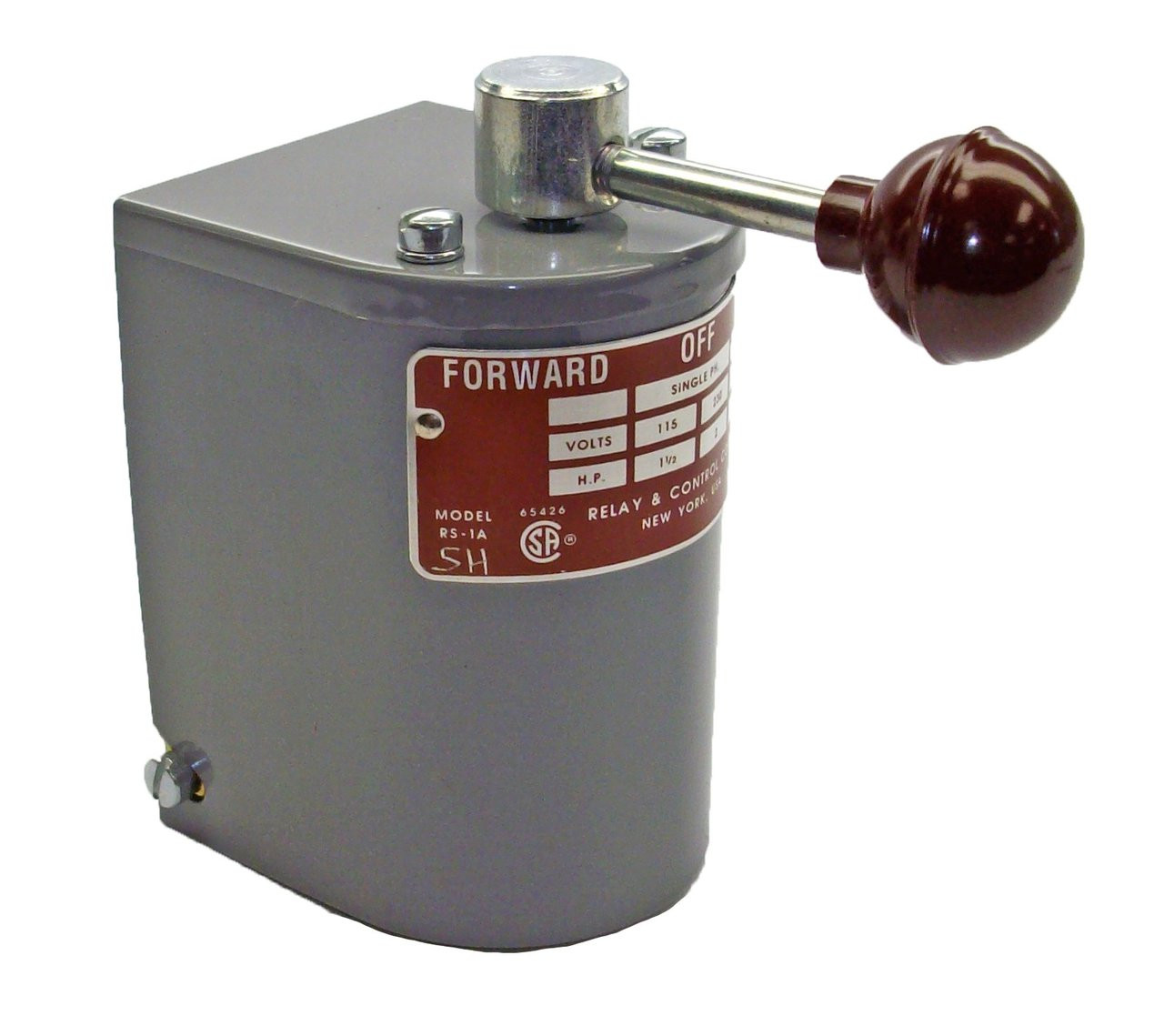 1 5 hp 2 hp electric motor reversing drum switch single phase only position maintained rs 1a sh [ 1280 x 1139 Pixel ]