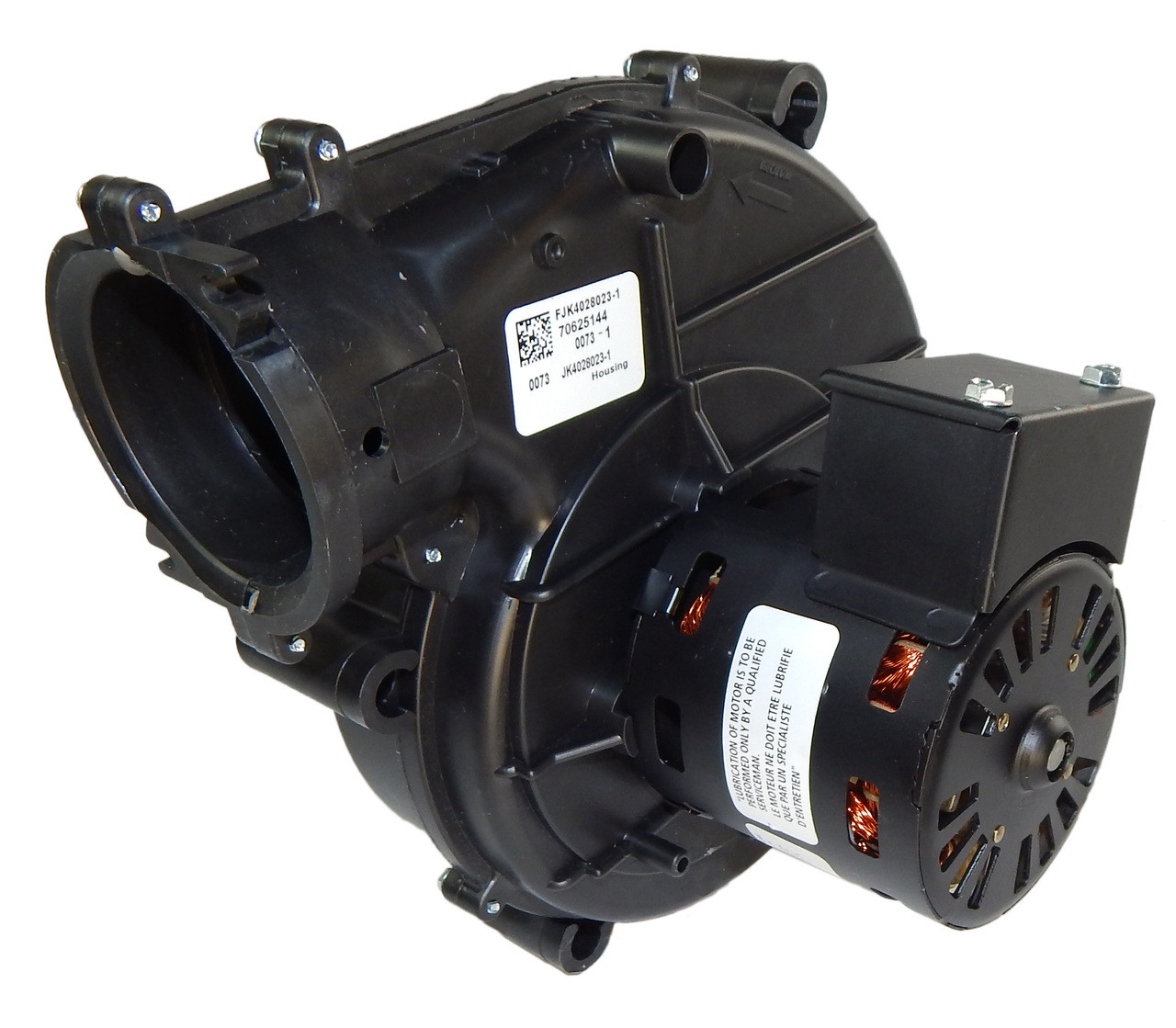 amana furnace draft inducer blower 115v 7062 3151 fasco a158 [ 1280 x 1119 Pixel ]