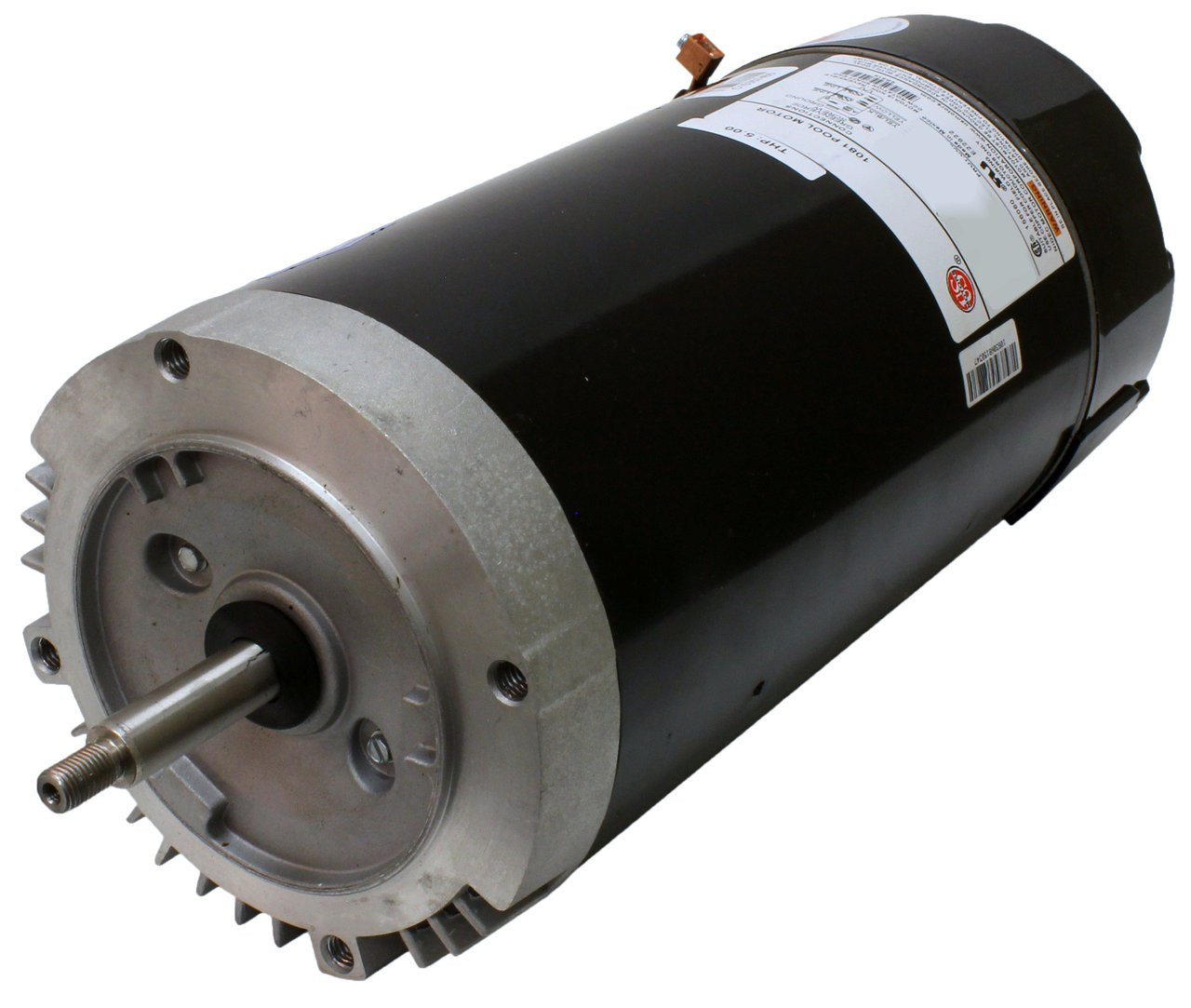 medium resolution of 1 hp 3450 rpm 56j frame 115 230v switchless swimming pool pump motor us electric