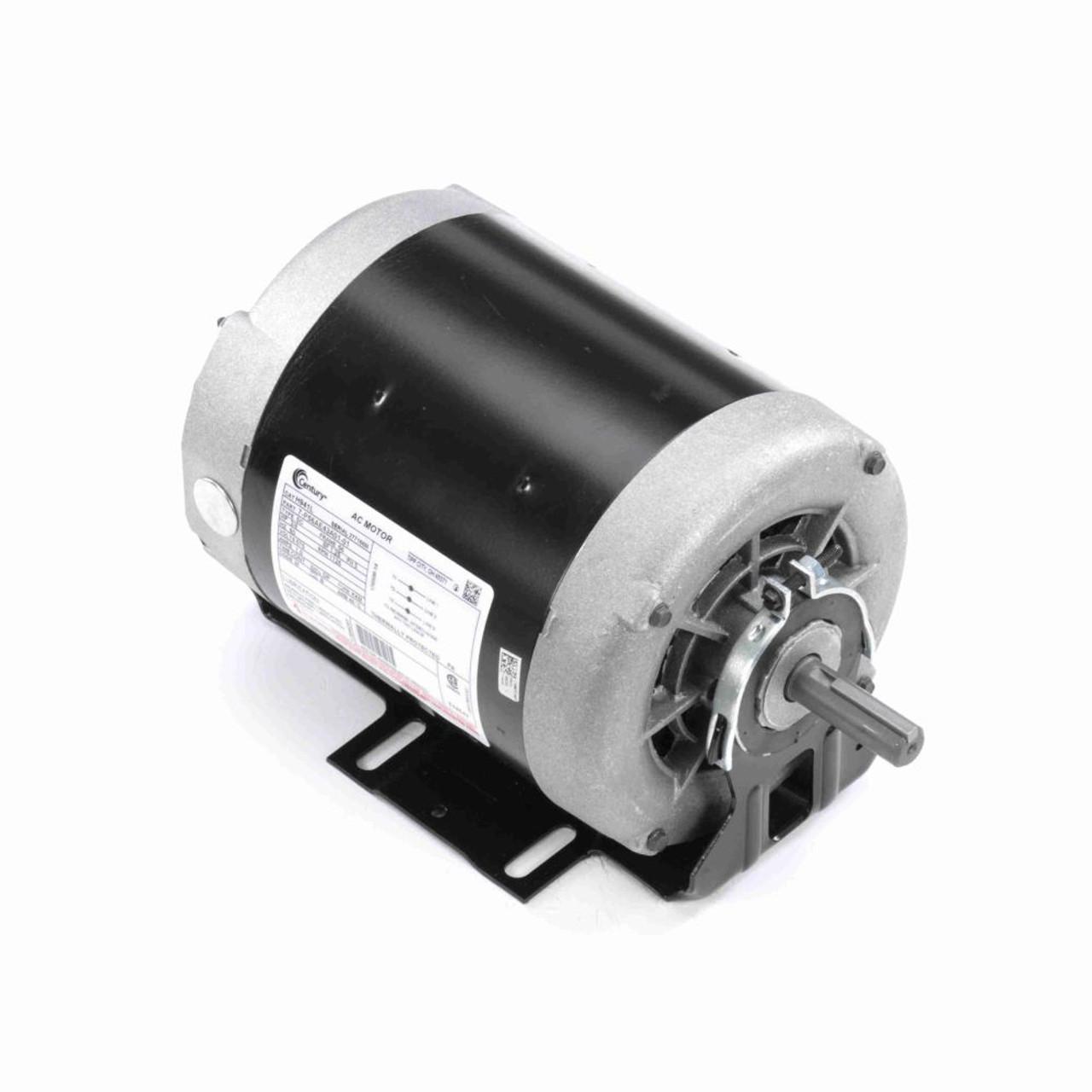 hight resolution of century 4 in 1 motor capacitor wiring