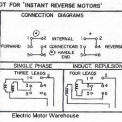 Reversing Drum Switch Wiring Diagram Honda Xrm 125 Hp 1 5 2 Electric Motor Single Phase1