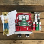 Buy Christmas Tree Truck Paint Kit Video Tutorial And Instructions
