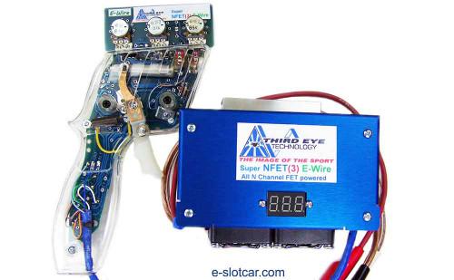 Wiring Diagram Slot Car Controller