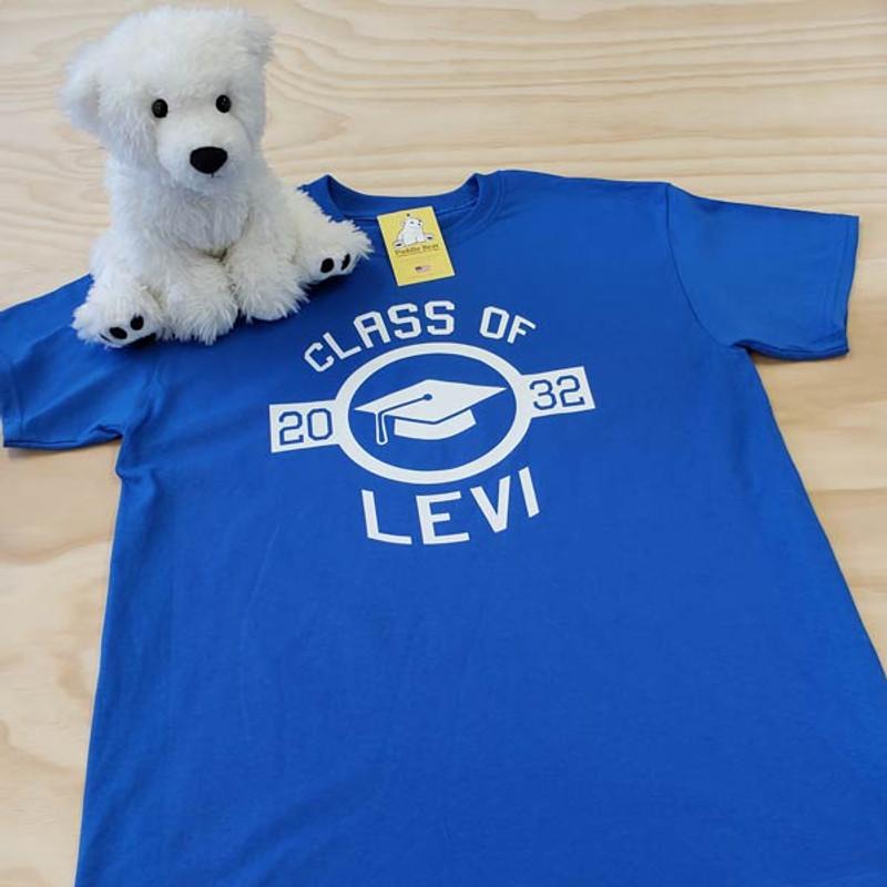 class of shirt graduation