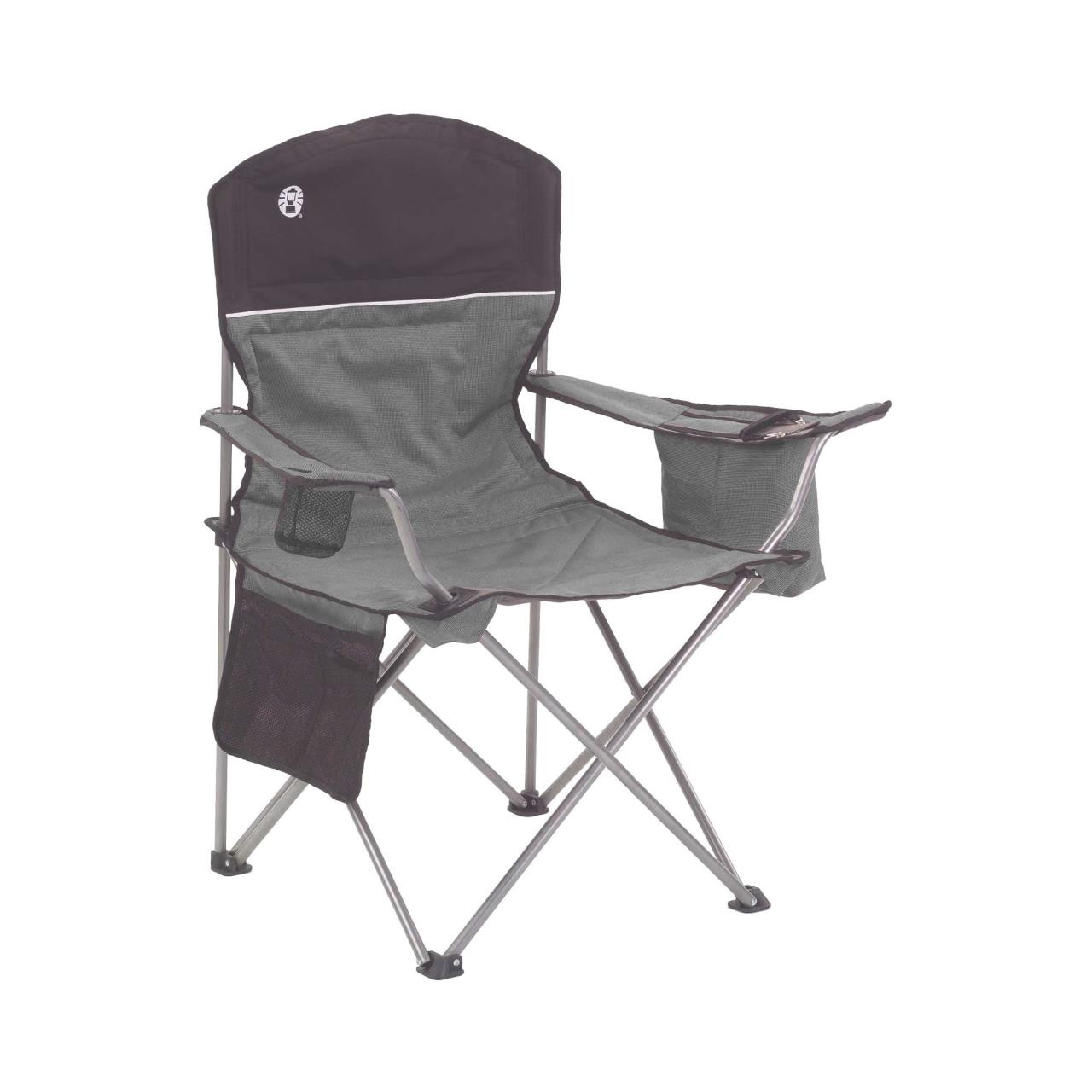 Coleman Comfortsmart Chair Coleman Oversized Quad Chair W Cooler