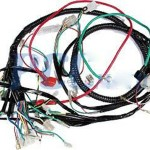 Chinese Gy6 150cc Wire Harness Wiring Assembly Scooter Moped Sunl Roketa Shop Atv Parts Online