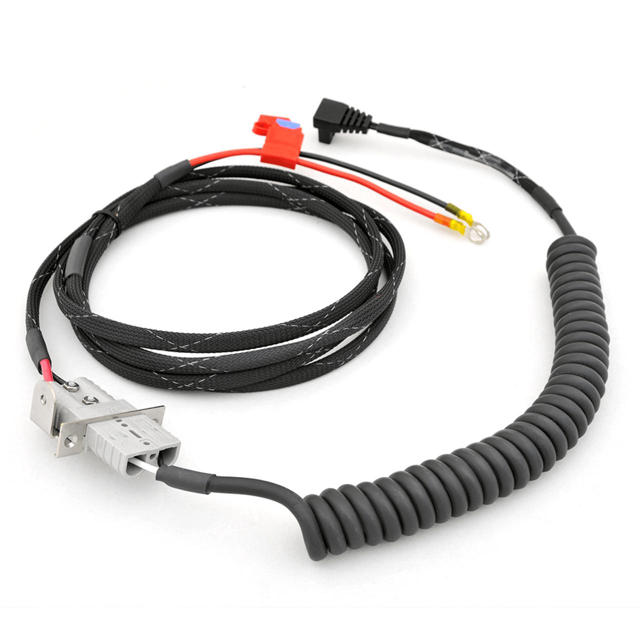 medium resolution of anderson sb50 arb engel fridge 2 pin to battery complete wiring kit apc 3