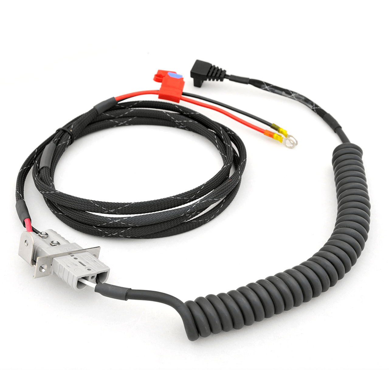 hight resolution of anderson sb50 arb engel fridge 2 pin to battery complete wiring kit apc 3