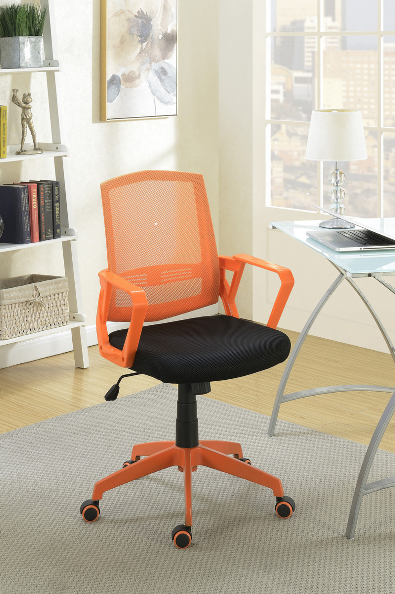 Orange Office Chairs Office Chair Orange