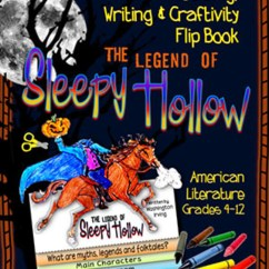 The Legend Of Sleepy Hollow Plot Diagram 2001 Saturn Sl2 Ignition Wiring Novel Flip Book Study Guide