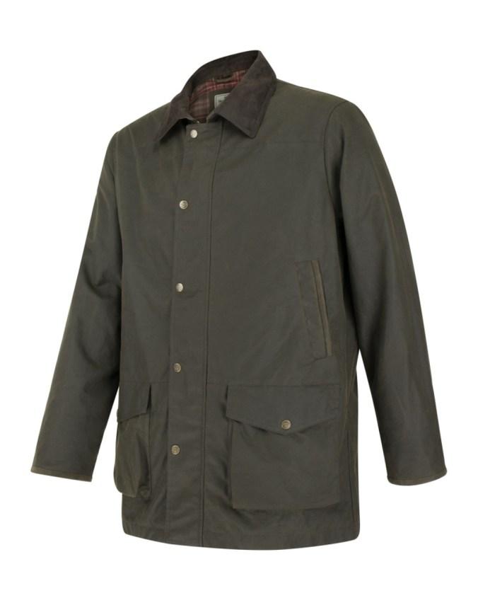Hoggs of Fife Caledonia Wax Jacket