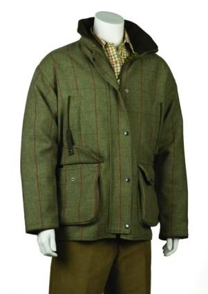 tweed coat shooting stalking