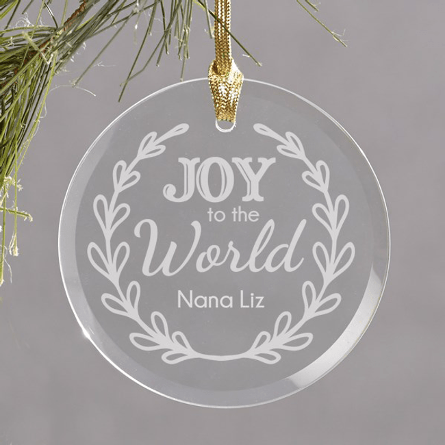 personalized gifts christmas decorations