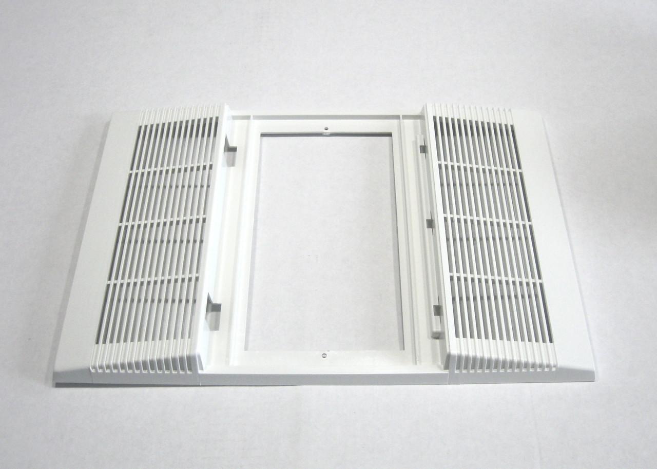 broan nutone s89339000 grille bathroom vent fan qt140l