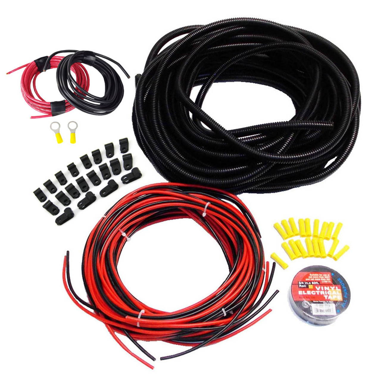 hight resolution of prv 87900 universal truck camper jack wiring kit
