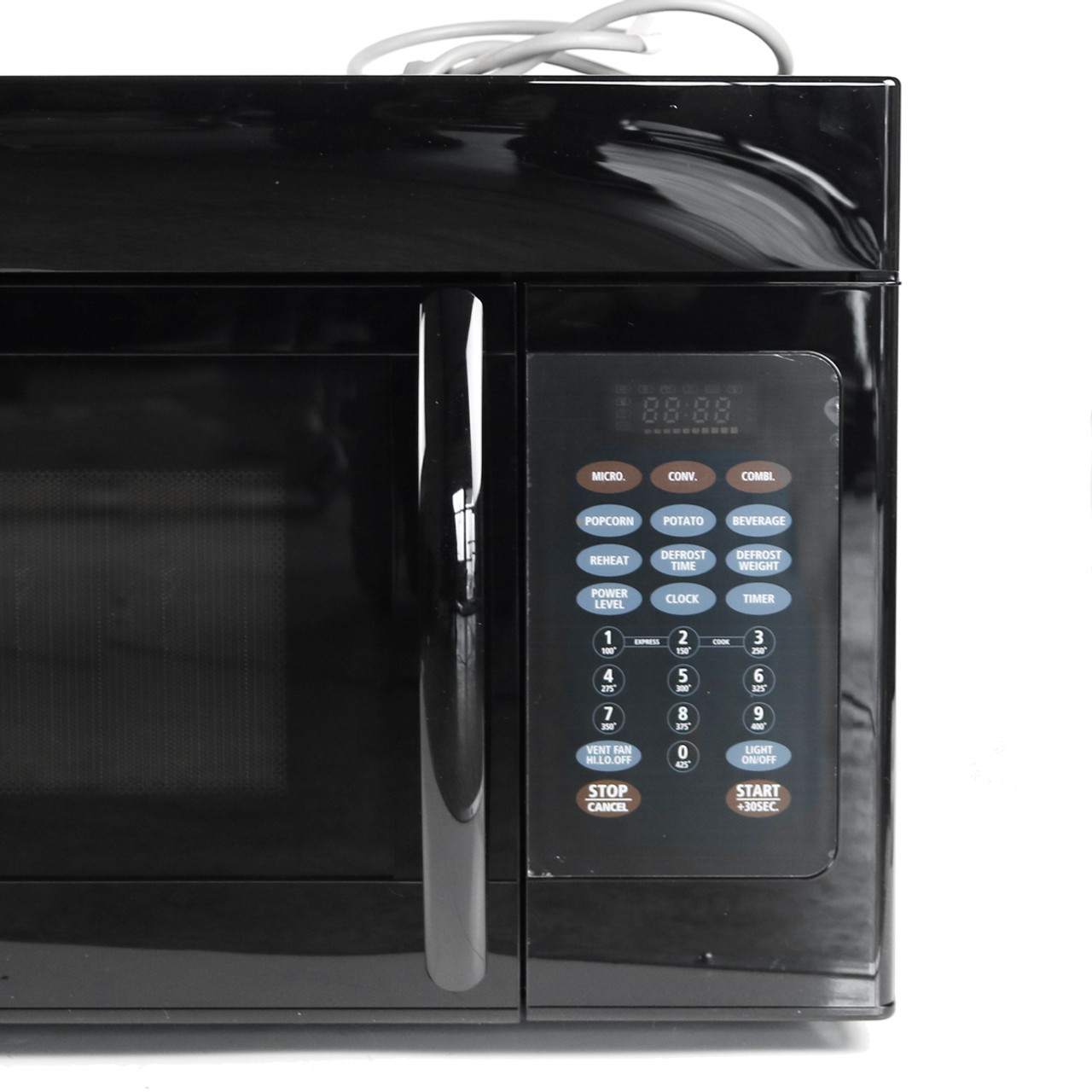 high pointe ec942kiw rv over the range convection microwave 1 5 c f