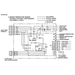 Dometic Ccc2 Wiring Diagram Case Ih 5240 H540316 Blizzard Nxt Rv Roof Top Air Conditioner 15k Btu S 3312020 000 Control Box Kit