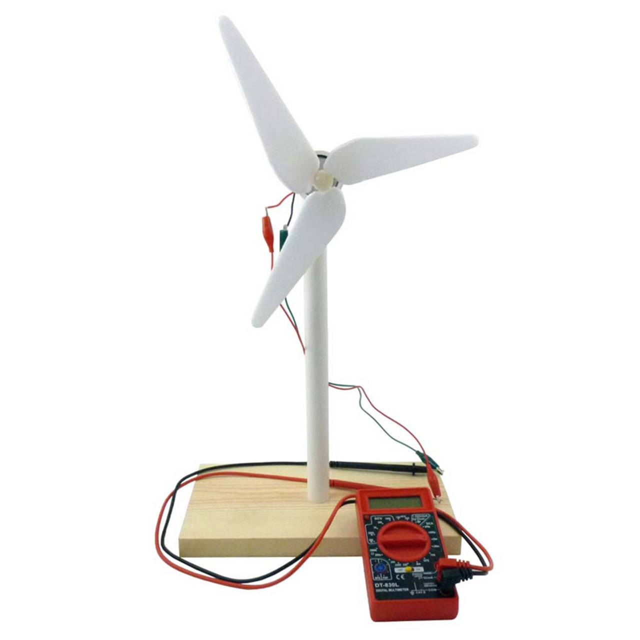 wind turbine kit for students home science tools home built wind generator wiring [ 1280 x 1280 Pixel ]