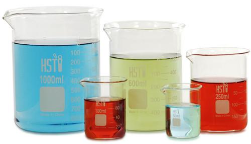 glass beaker set of