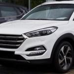 2016 2018 Hyundai Tucson H8 Fog Lights Chrome Housing Clear Lens Spec D Tuning