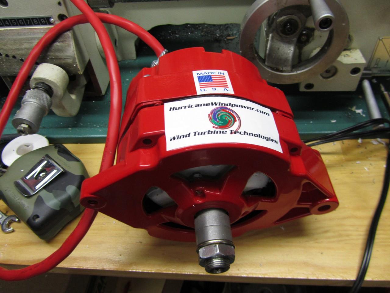 medium resolution of low wind hurricane cat 4 permanent magnet alternator