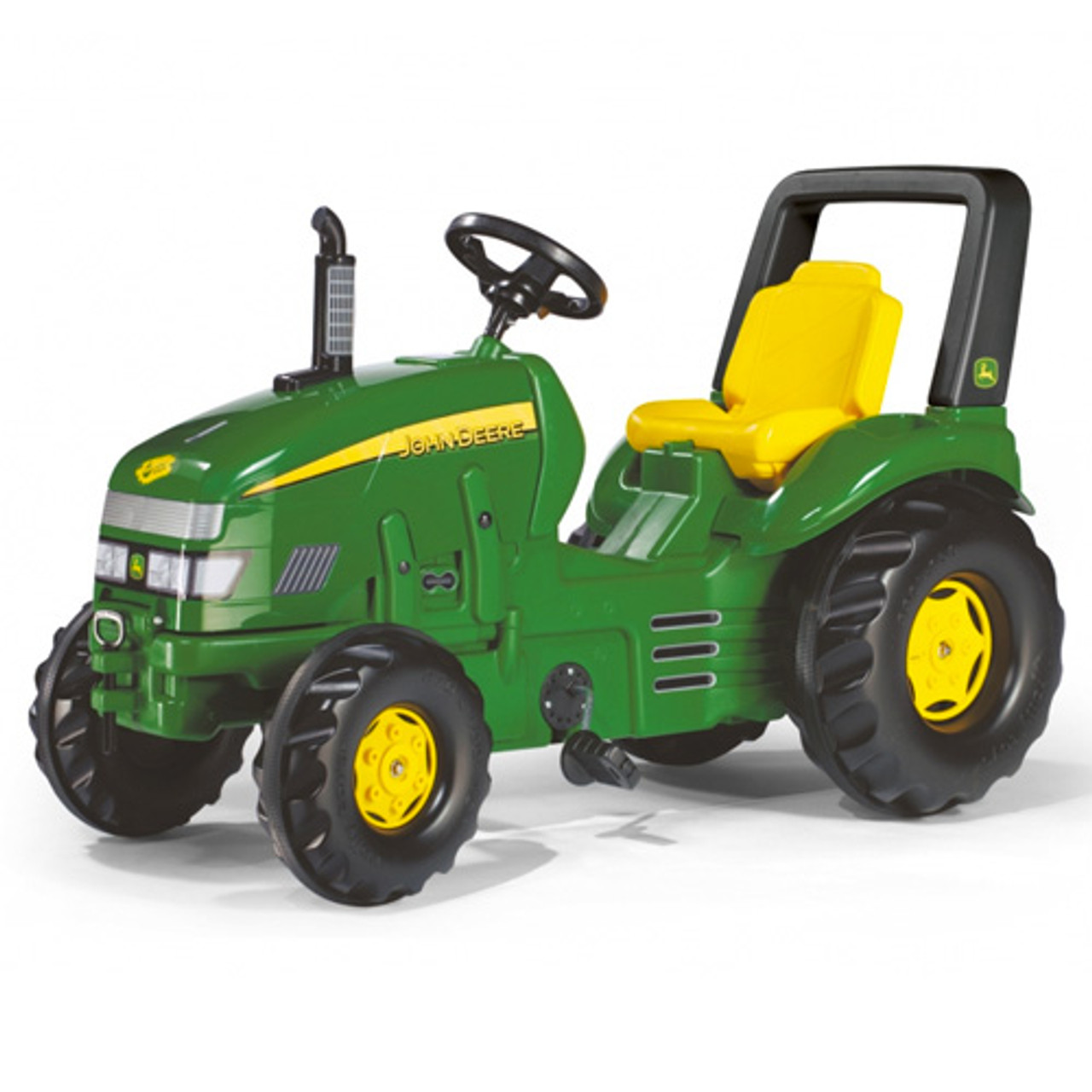 john deere ground force takes outdoor play excitement to the next level. John Deere X Trac Premium Sit On Kids Pedal Tractor Kids Tractors Uk