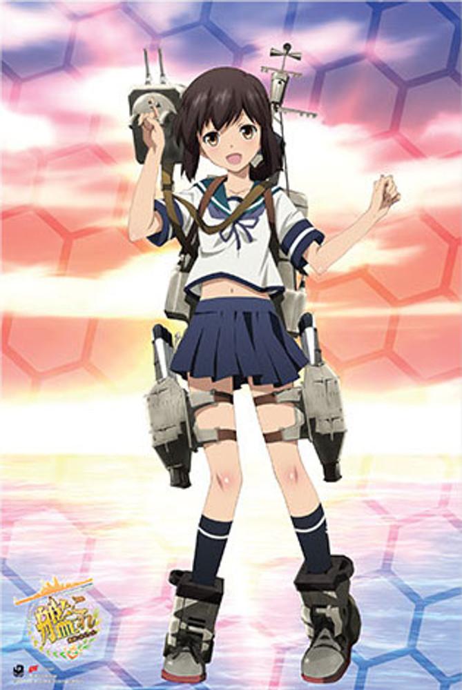 fubuki poster anime kancolle