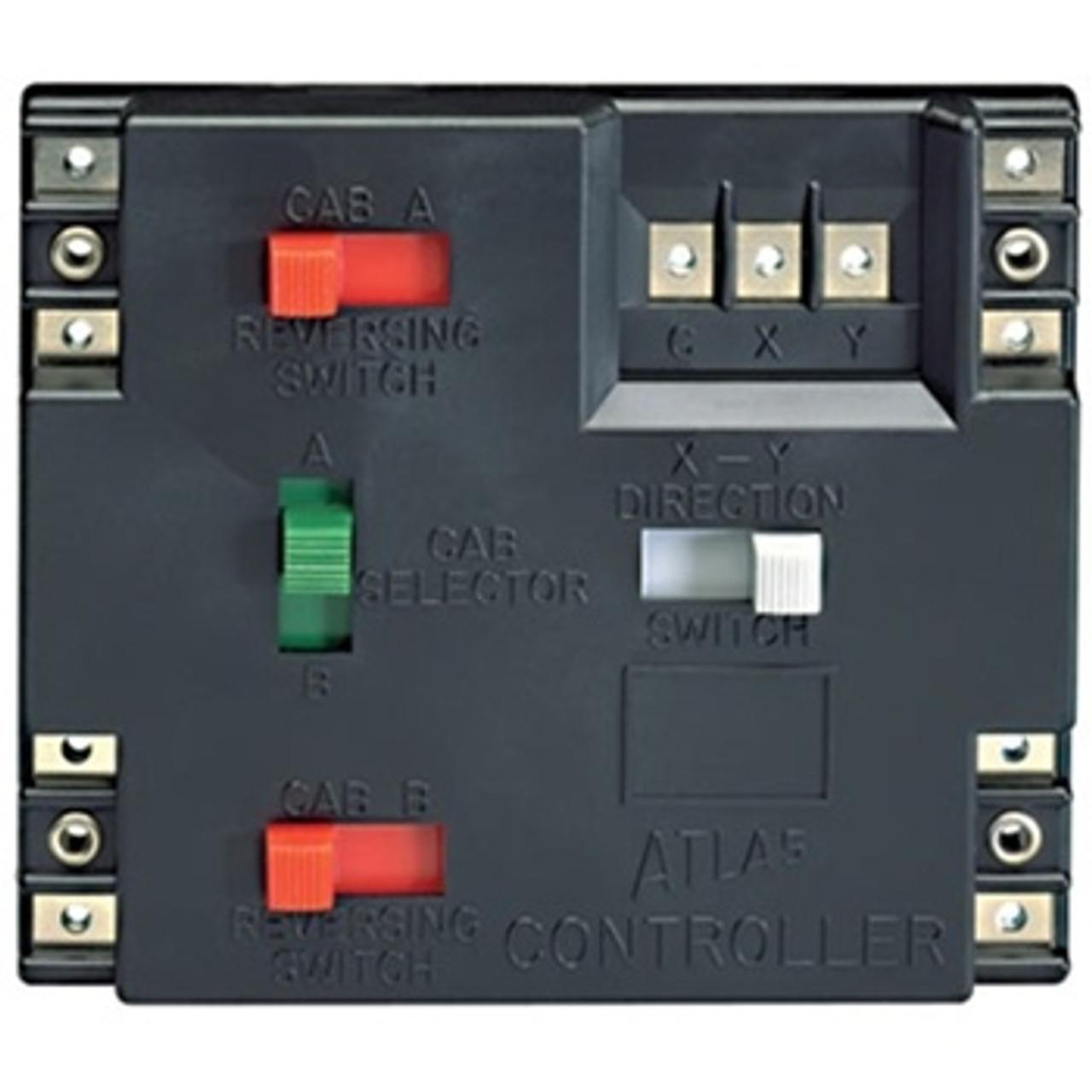 medium resolution of model train atlas 220 controller modeltrainstuff atlas model train switch track wiring on wiring voltage selector
