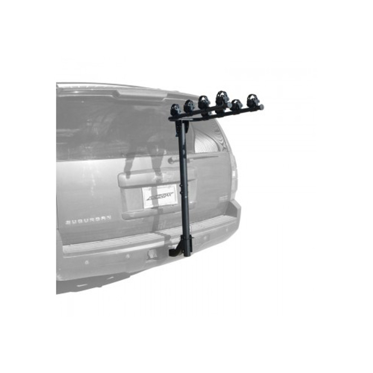 force rax s 2 deluxe 4 bike hitch car rack for 2 inch hitch