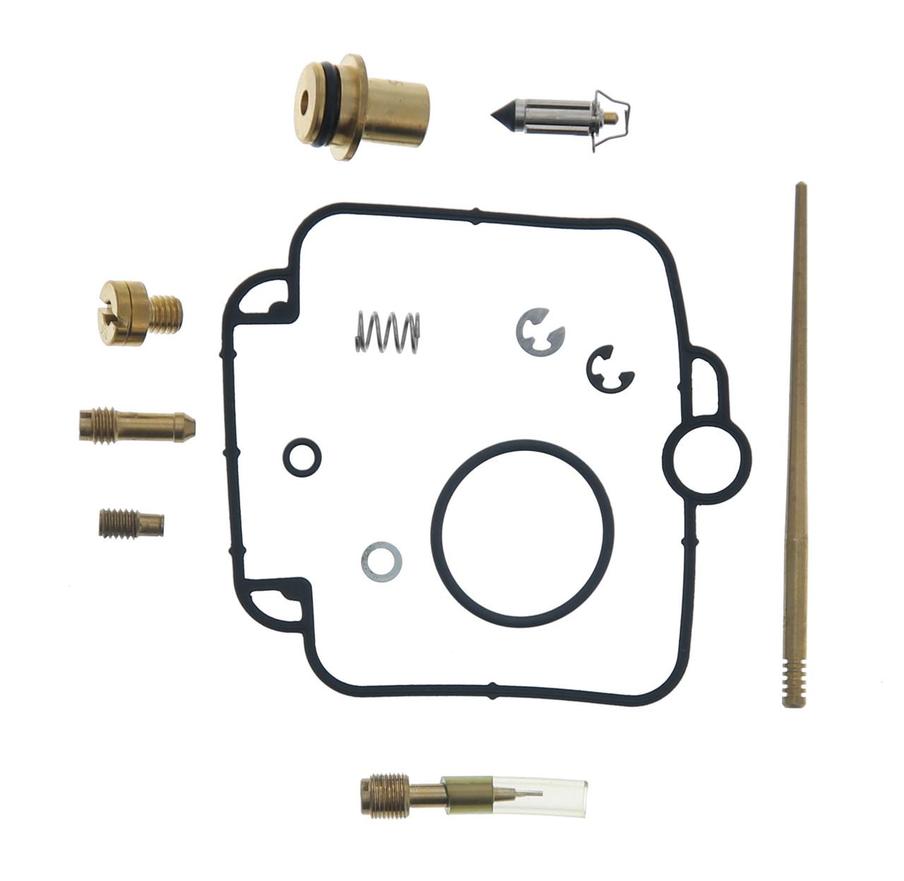 carburetor repair kit carb kit fits 1998 2002 polaris 500 scrambler 500 4x4 [ 1280 x 1248 Pixel ]