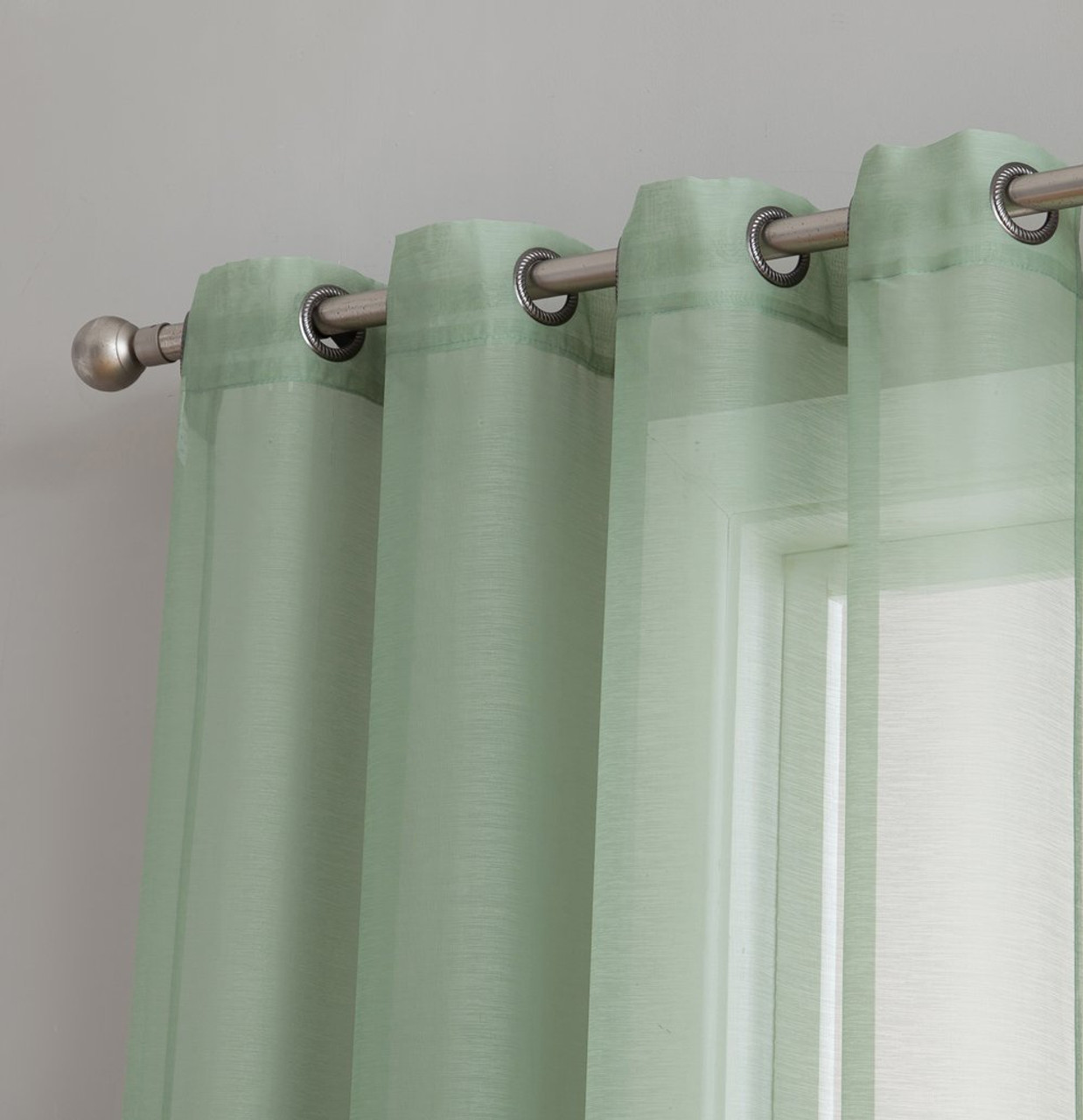 https www homelinencollections com curtains hlc me sheer grommet curtain panels sage green