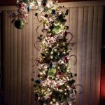 Grinch Tree 10 Ft Bendable Alpine Christmas Tree Whoville F2032b Cwi Dr Seuss Curved Top Few