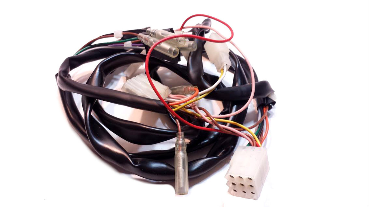 small resolution of tomos original a35 wiring harness for revivaltomos a35 wiring 15