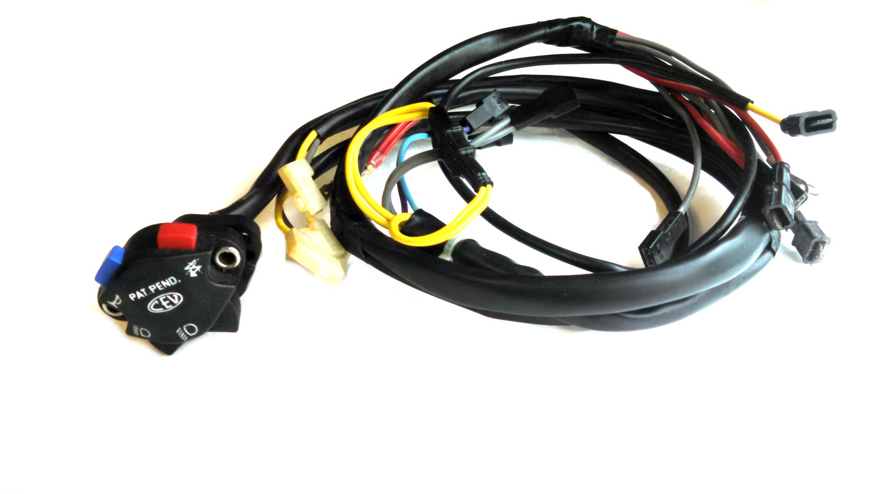 hight resolution of nos foxi ktm moped cev wiring harness and switch moped division mahindra wiring diagram ktm cev switch wiring diagram