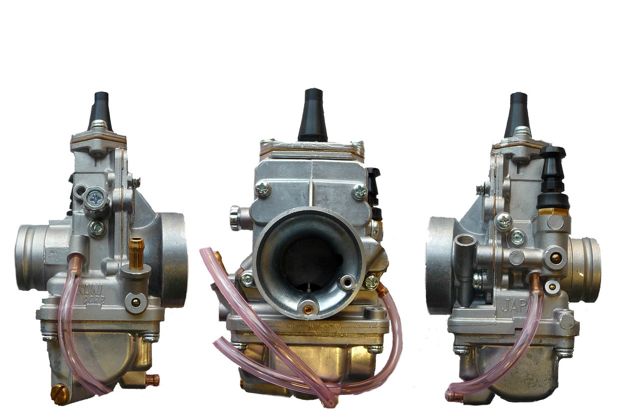 mikuni tm24 flatslide spigot carburetor [ 1280 x 821 Pixel ]