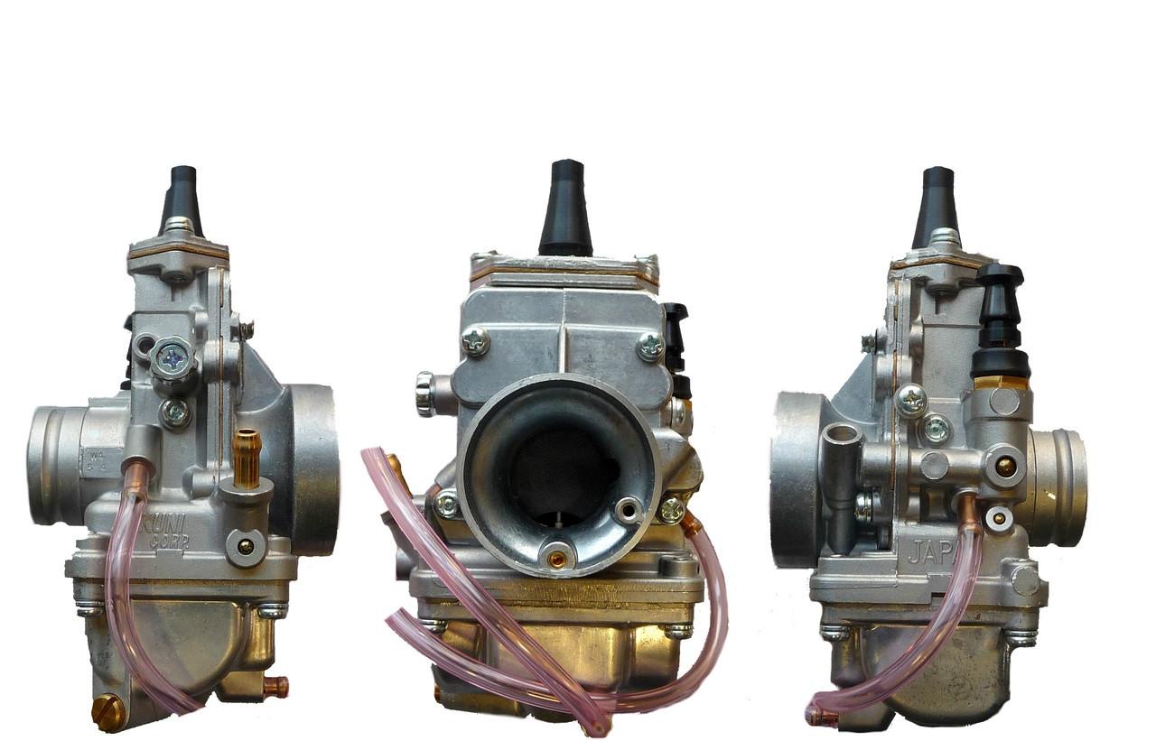 medium resolution of mikuni tm24 flatslide spigot carburetor