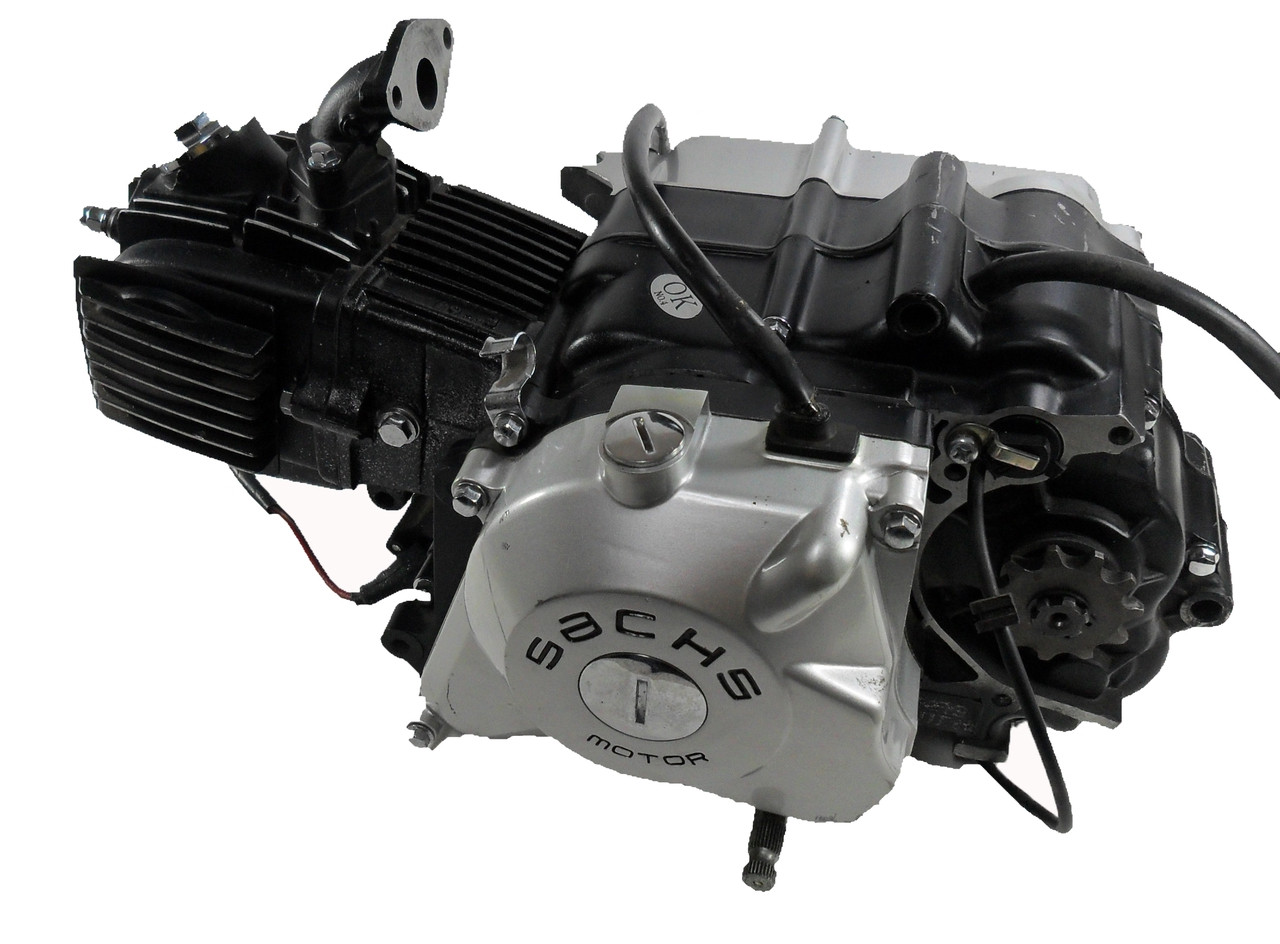 medium resolution of sachs 50cc 4 stroke engine stock replacement for madass and others