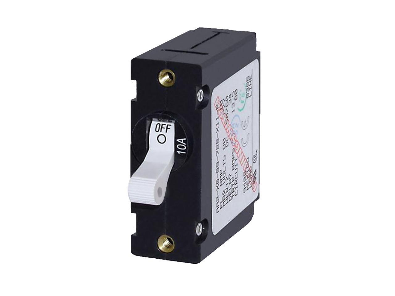 Circuit Breaker Amperage Gt 20 Amps Gt Blue Sea 7213 Single Pole Circuit