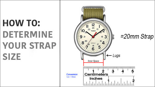 easy steps to find your strap size also the watch prince rh thewatchprince