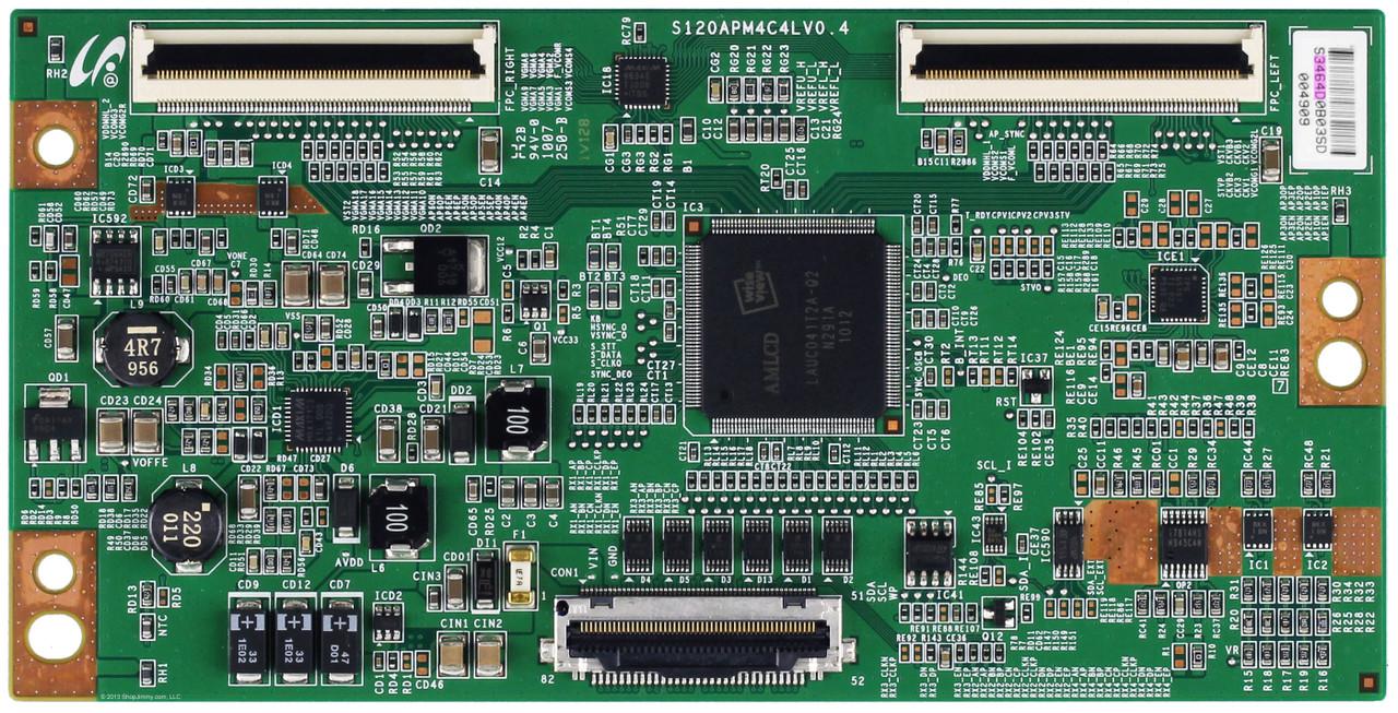 Samsung LJ94-03464D T-Con Board for UN55C6300SFXZA - ShopJimmy