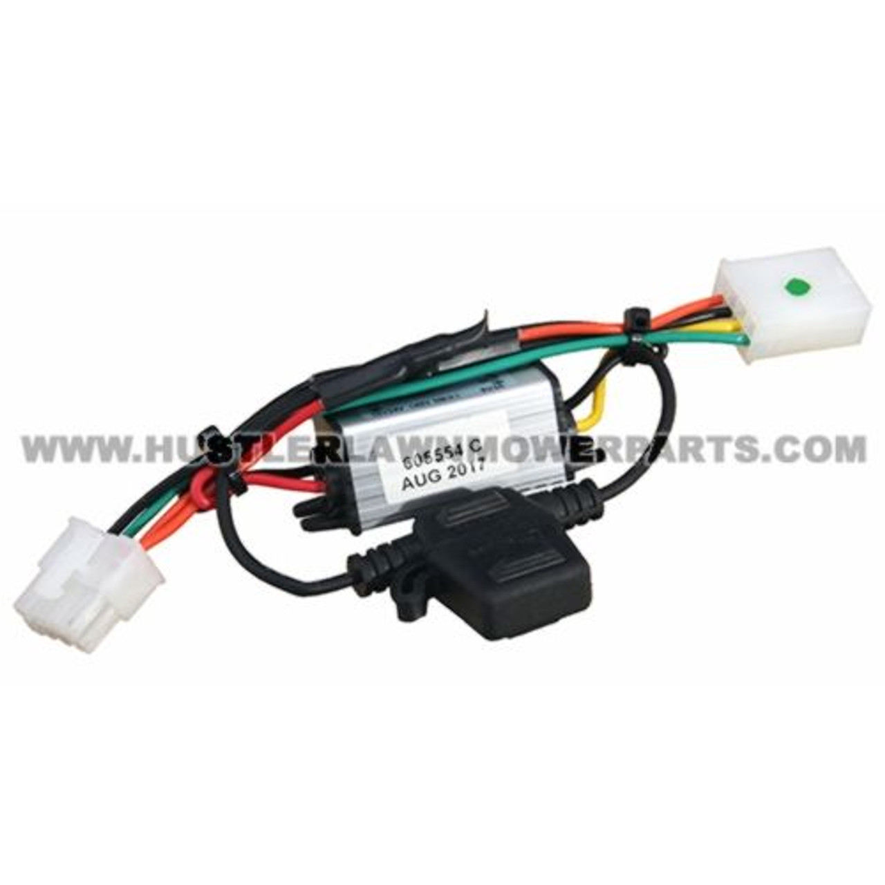 small resolution of hustler wire harness adapter 605554