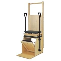 Wunda Chair Accessories Cover Rentals Windsor Ontario Single Pedal High Low Combination Peak Pilates Us En