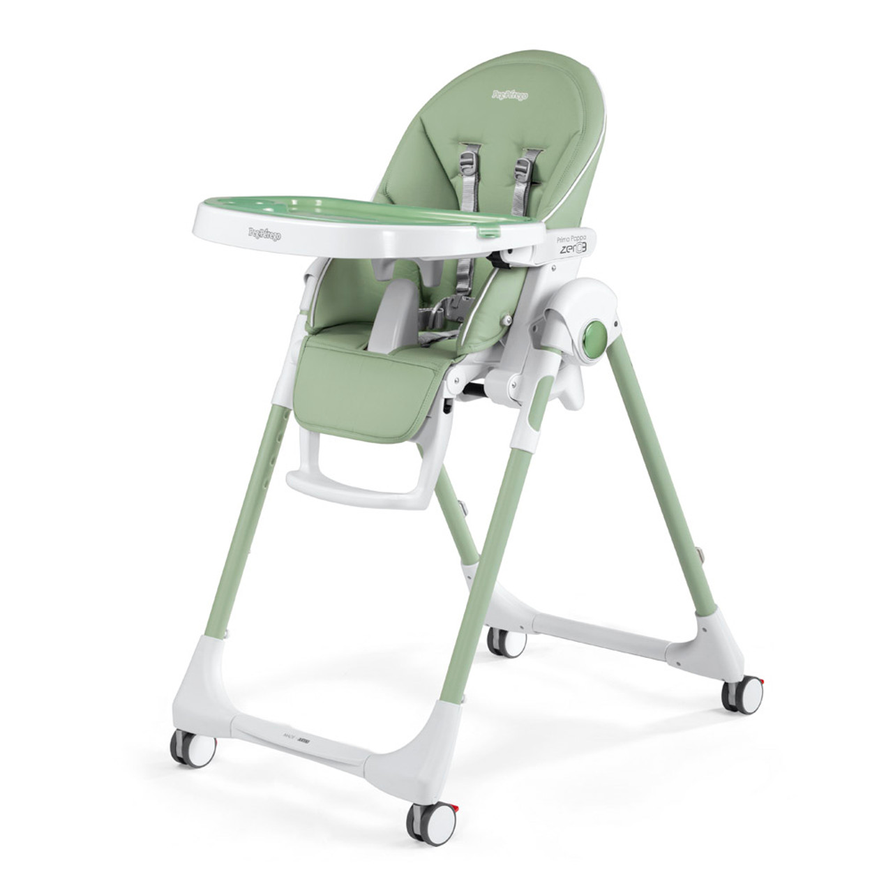 Perego High Chair Peg Perego Prima Pappa Zero 3 High Chair Mint